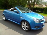 2004 Vauxhall Tigra 1.8 Sport. Full Leather. Lady Owned. 2018 M.O.T. Lovely Car. PX Possible