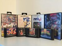 WANTED - Retro video games consoles, games and accessories.