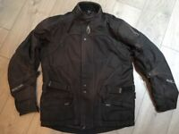 Men's Richa motorcycle jacket sz L