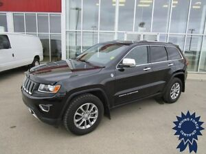 2014 Jeep Grand Cherokee Limited 4X4 SUV w/Sunroof, Navgation