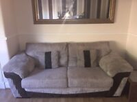 Sofa, Chair & Storage Chest/Stool For Sale