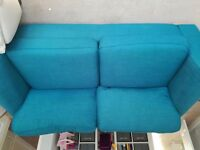Fabric 3 Seater Sofa very good condition £120