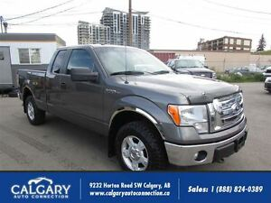 2012 Ford F-150 XLT/SUPERCAB/5.0/AUTO