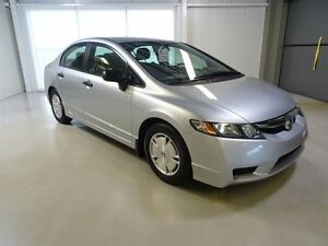 2011 Honda Civic Sedan DX-G at