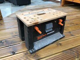 Black & Decker Workmate Workbox WM450 - Excellent Condition