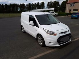 Ford Transit Connect Limited 2015 L1H1 White NO VAT!!!