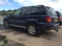 Grand Cherokee Jeep - diesel - for spares.