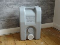 Fiamma Waste Water Roll Tank 23L Grey Carrier for Boat's Caravan's, or Motorhome's ,