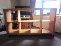 DJ Shelf Unit/Decks Stand