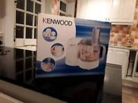 Kenwood processor