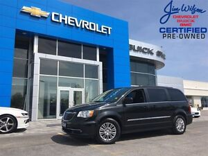 2015 Chrysler Town & Country Touring LEATHER POWERS DOORS!!!