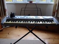 Acoustic Solutions MK4100A Electronic Keyboard