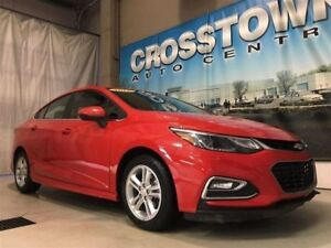 2016 Chevrolet Cruze LT / RS Package