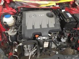 Volkswagen Passat 1.6 Tdi engine