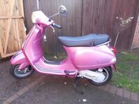 for sale vespa lx 50 special edition