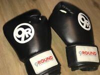 Black Boxing Gloves 14oz