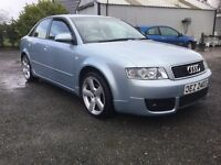 Audi A4 tdi se excellent service history 2003 cookstown price reduced