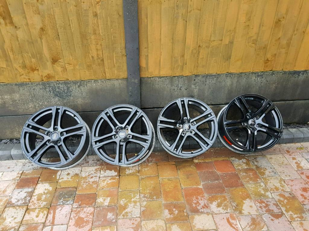 Audi a3 a4 alloy wheels
