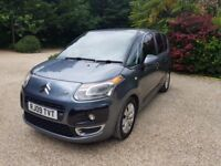 2009 Citroen C3 Picasso 1.6 HDi VTR+ DIESEL MPV - New MOT - Only 1 Previous Owner