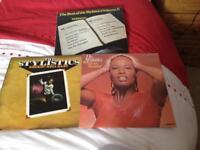 Small joblot the stylistics 3 vinyl albums