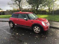 MINI Hatch 1.6 One - Excellent Condition - Alloys, Rear Tinted Windows, Service History Included