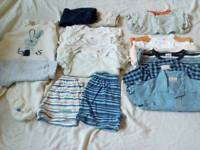 Boys's 6 to 9 months clothes