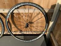 Mavic aksium wheelset tyres SOLD