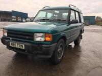 Land Rover Discovery 1 ES auto 300tdi