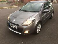 Renualt Clio 1.5 dci dynamique TomTom £30 tax 55+ mpg immaculate
