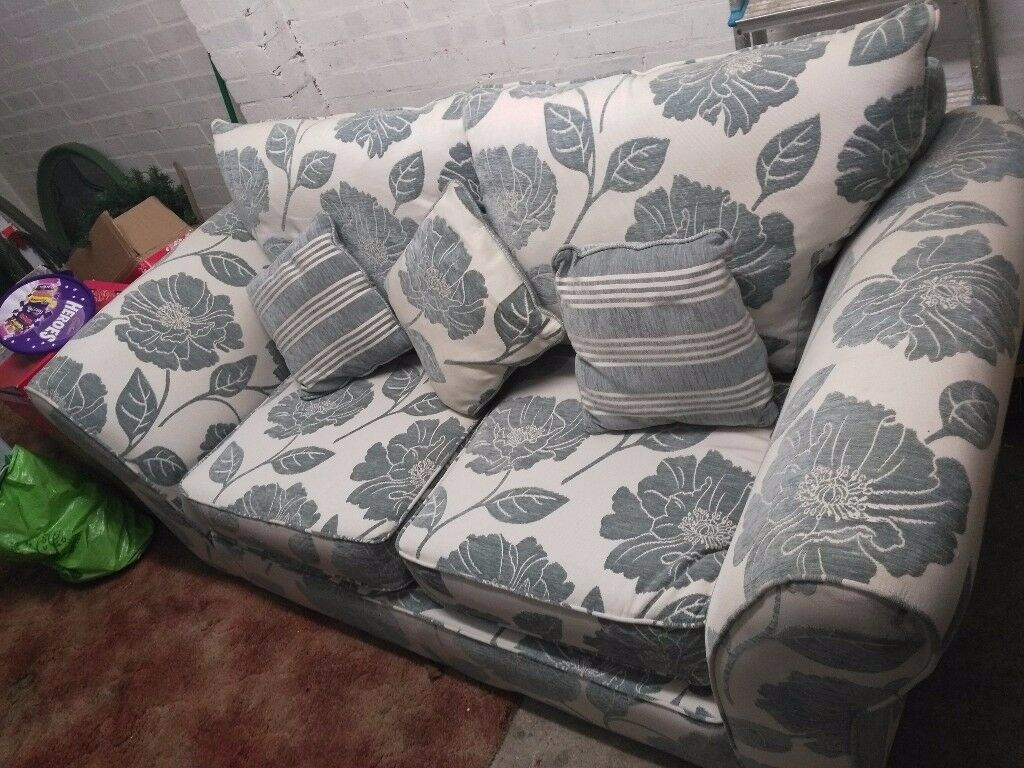 Two Seater Sofa, good condition.