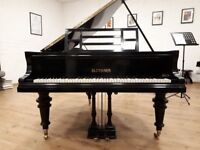 Restored Bluthner Style 5 Baby Grand | Free UK Delivery