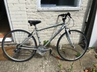 Women/Men bike. Smooth and comfortable ride. Fully working, recently serviced!