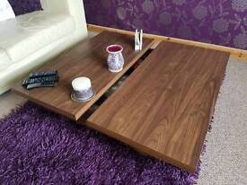 Next Mode Range - Tv Stand, Storage Coffee Table and Medium Side board.