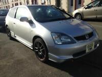 Honda Civic 1.6 vtec sport