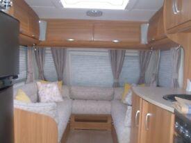 Lunar Delta Caravan Lounge Upholstry Seating Option