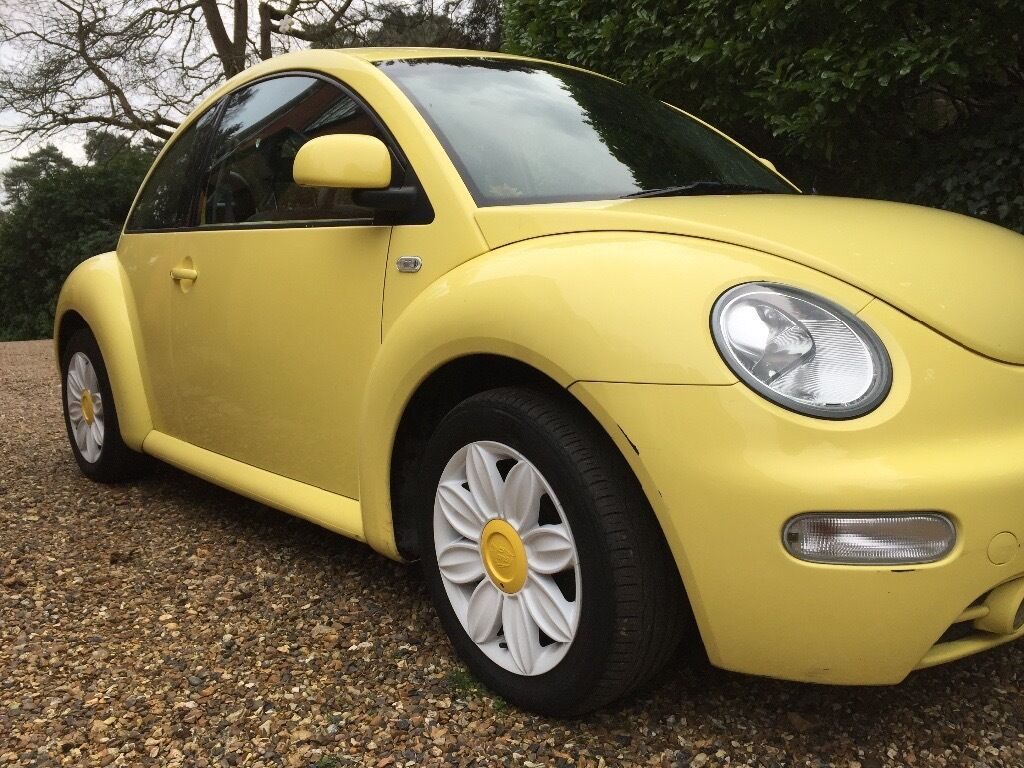 Beetle Only 76 000 Miles Service History Daisy Alloy Wheels Reliable In Camberley Surrey