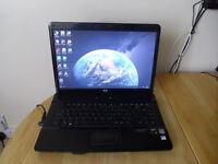 "laptop HP 6735s 15.4"" screen windows 10 250GB hard drive"