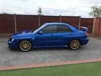 2001 Subaru Impreza UK300, low mileage