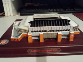 Liverpool Anfield Football Stadium