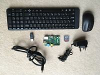 Raspberry Pi - Complete Kit