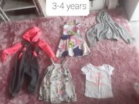 Girls 4-5 & 5-6 years