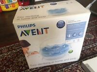 Philips Avent sterilising