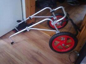 Dog wheel Cart