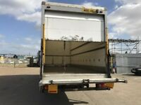 Body 22ft Aluminium Tail Lift 7.5tonn Ratcliffe Carefully removed from a 2010 DAF