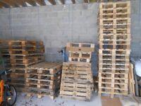 Wooden Pallets VGC