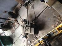 1993 dodge diesel transfer case