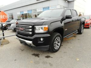 2016 GMC CANYON 4WD CREW CAB SLE ALL TERRAIN/NAV/SIEGES CHAUFFAN