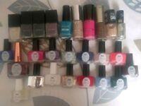 Selection of Nail Polish