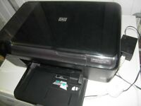 HP Photosmart C4780 print/ scan/ copy in good working order