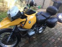 BMW R1150 GS - Service History and Luggage!